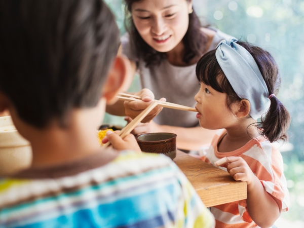 Food for Views Display